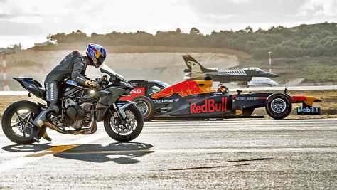 Superbike vs. Sportscars vs. Jets