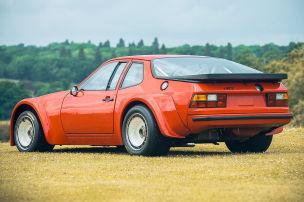 Dieser 924 ist praktisch neu