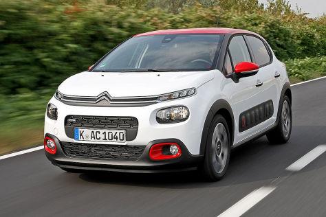 Citroën C3 Im Test Fahreindrücke Sitzprobe Preise Autobildde