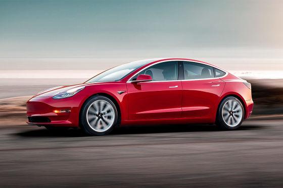 Warum bremste der Tesla nicht?