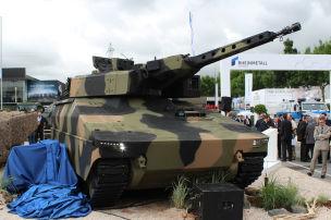 Eierlegender Wollmilch-Panzer