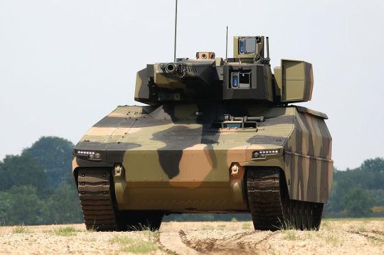 Rheinmetall Schützenpanzer Lynx: erste Infos