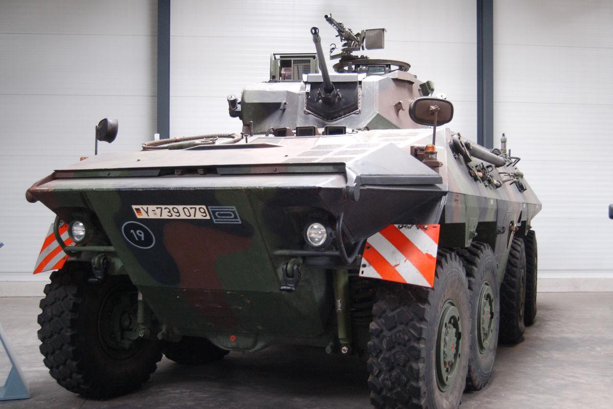 Alle Infos zum Rheinmetall Schützenpanzer Lynx