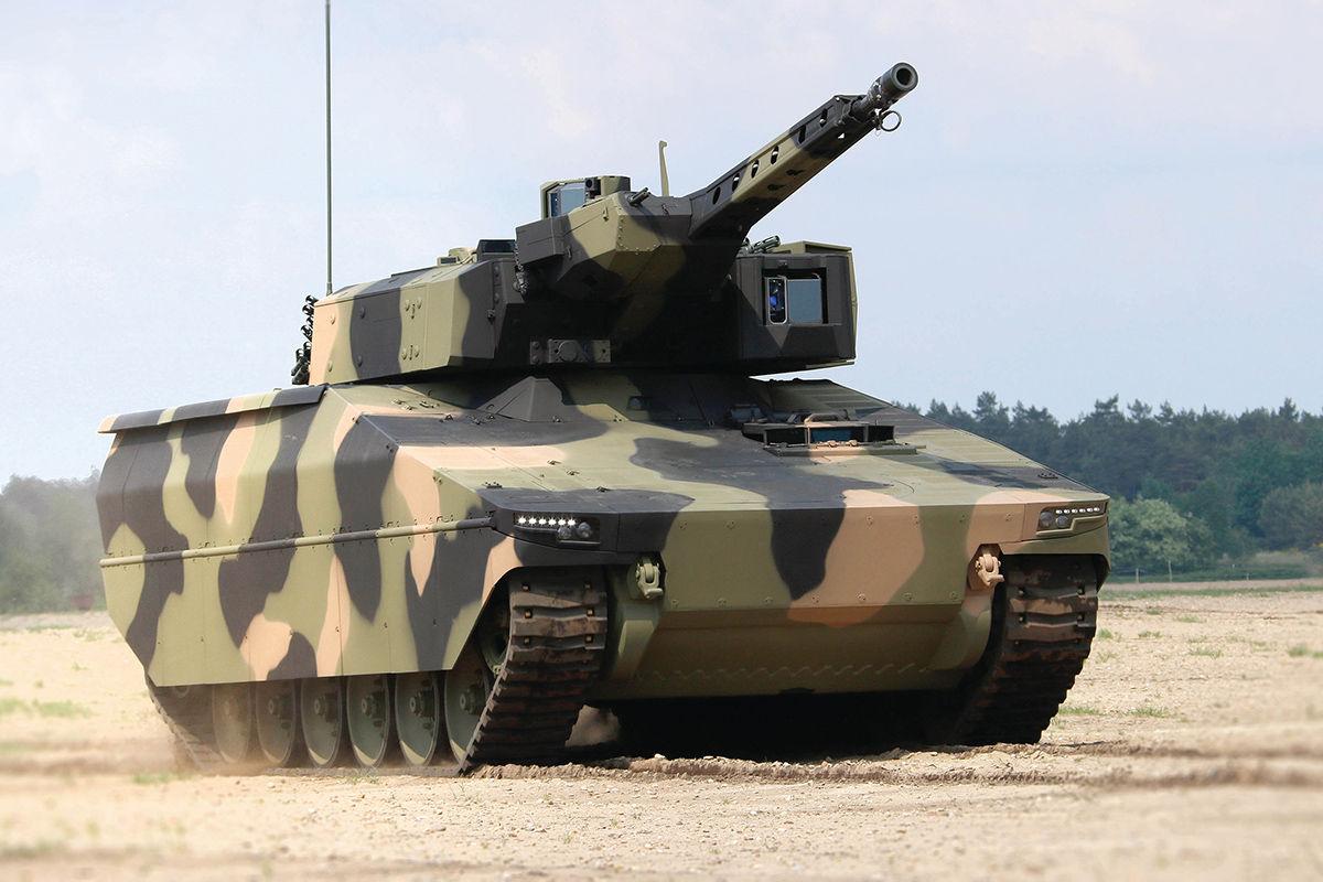 Rheinmetall Schützenpanzer Lynx