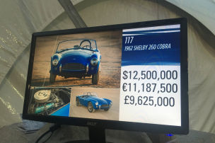 Das teuerste US-Car