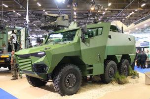 Neue Panzer aus Frankreich