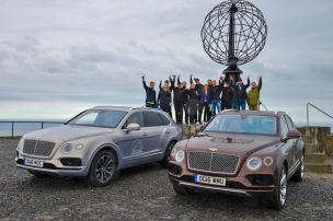Vom Nordkap ins Abenteuer