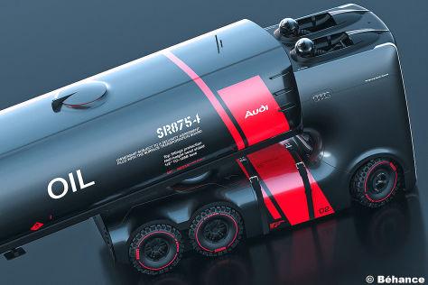 Lkw der Zukunft: Future Truck für Audi - autobild.de