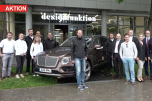 Video: Bentley Bentayga Tour