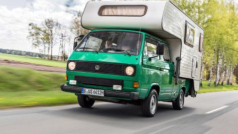 VW T3-Camper: Vergleich
