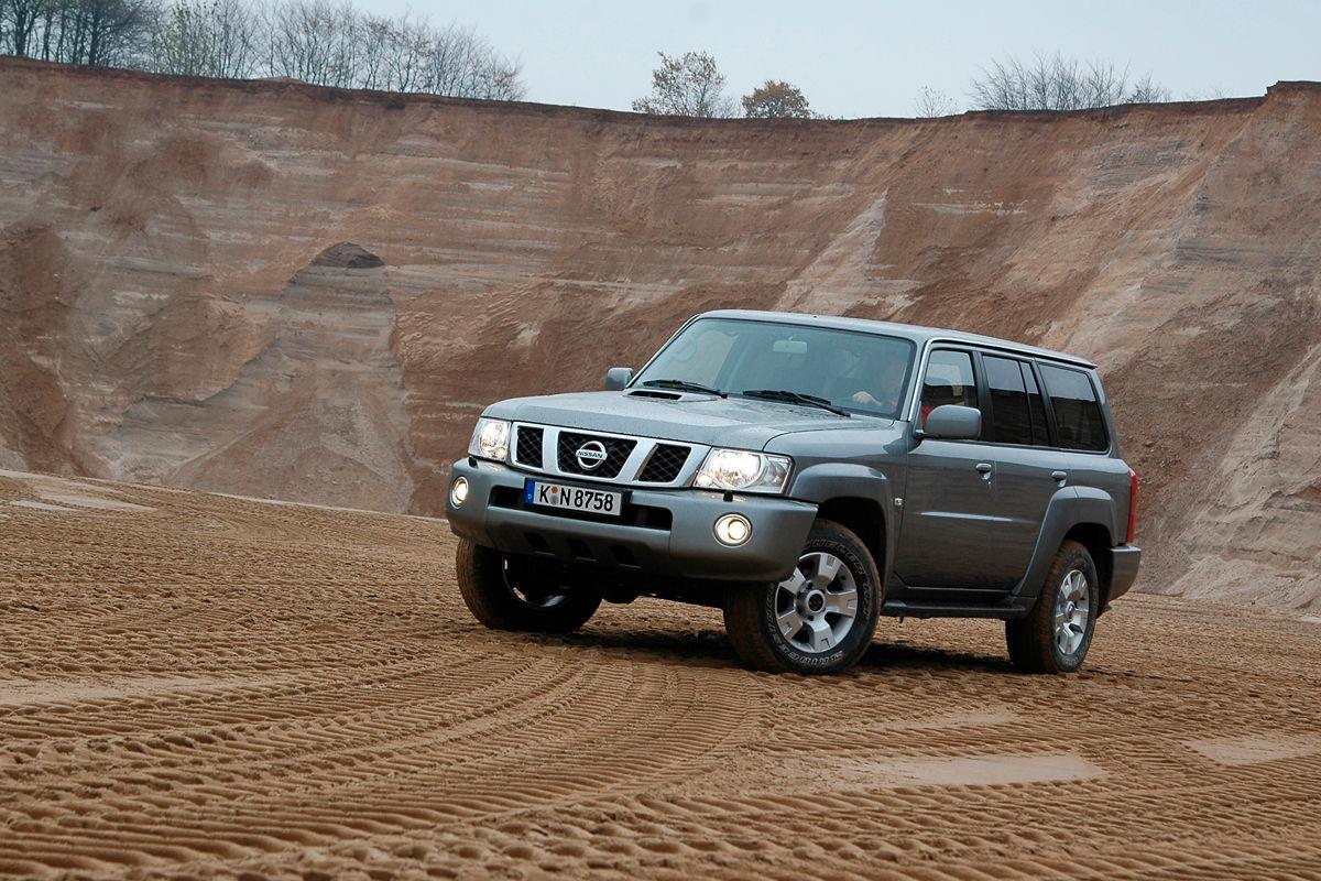 Gebrauchtwagen-Test Nissan Patrol