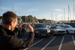Kai im Bentley-Glück