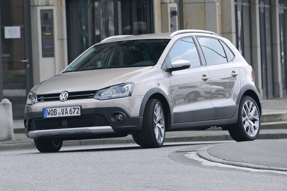 VW Cross Polo