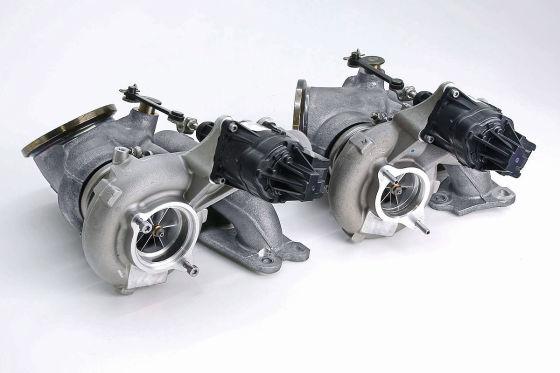 Powerplus für den M4 GTS