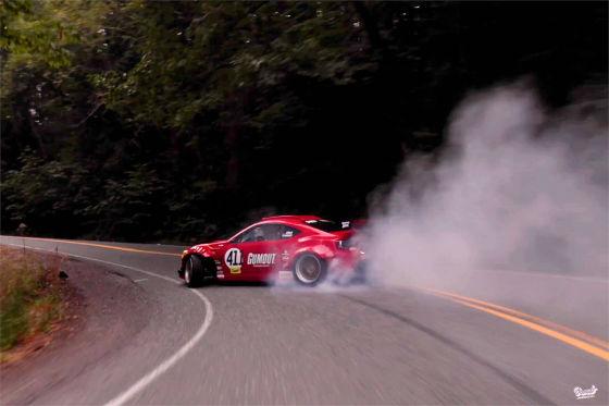 Toyota GT86 mit Ferrari-Herz gecrasht!
