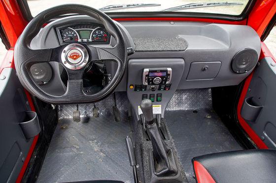 Quadix Buggy 1100 4x4