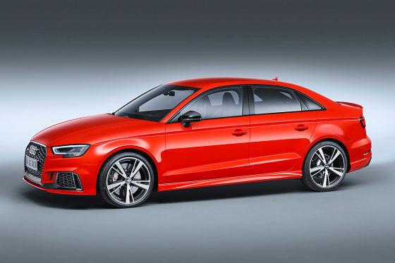 400 PS im Audi RS 3