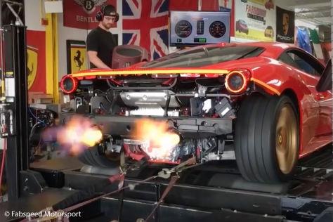 Ferrari 488 GTB Tuning