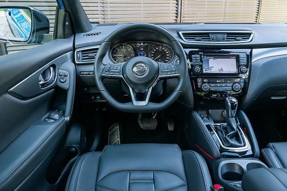 Nissan Qashqai Facelift (2018): Test, Preis, Motoren, SUV ...