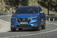Nissan Qashqai Facelift (2017): Technik
