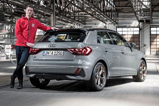 Audi A1 (2018): Test, Preis, Technik, Motoren, Ausstattung ...