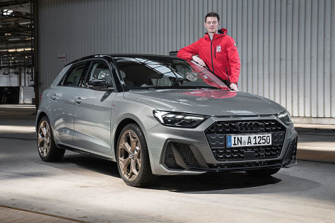 Audi A1 2018 Test Preis Technik Motoren Ausstattung