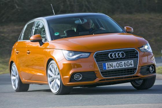 Kleiner Audi mit großer Technik