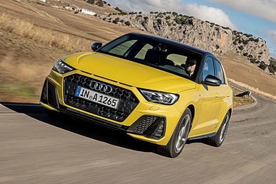 Neuer Audi A1 zeigt Größe