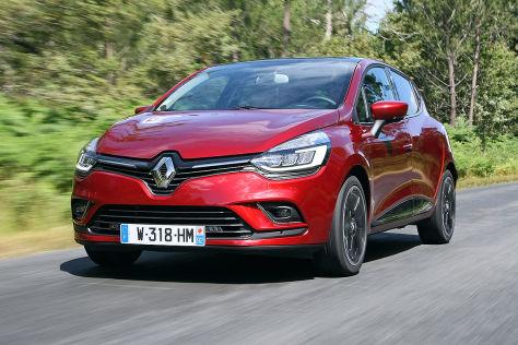 Renault Clio Facelift 2016 Im Test Fahrbericht Preis