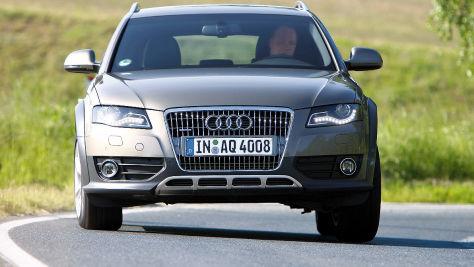 Audi A4 allroad (B8): Gebrauchtwagen-Test
