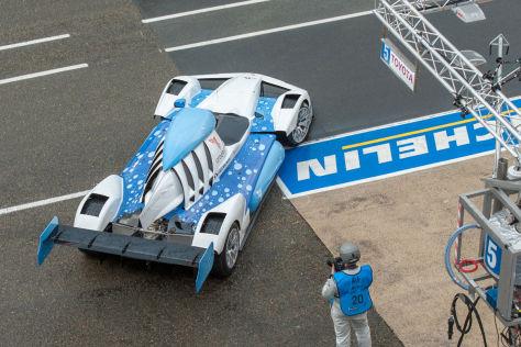 Michelin: Engagement im Motorsport