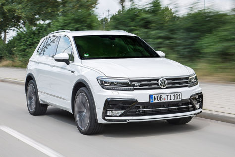 vw tiguan 2 0 tdi 4motion 2016 im test fahrbericht. Black Bedroom Furniture Sets. Home Design Ideas