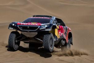 Die Dakar des Sommers