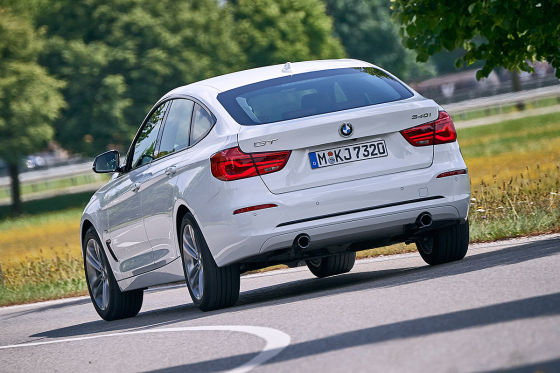 BMW 3er GT Sport Line !! Sperrfrist 29. Juli 00:01 Uhr !!