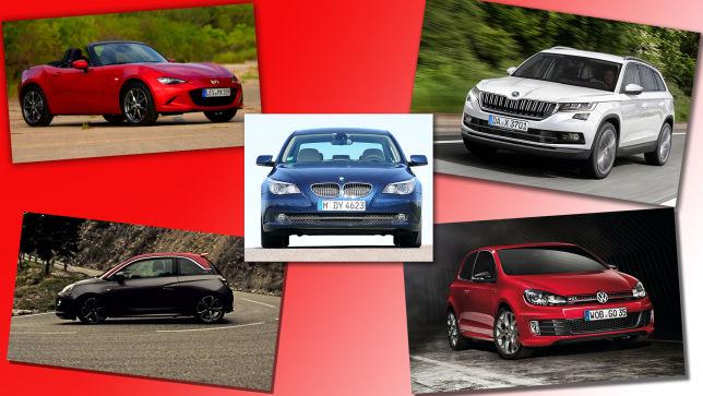 Test Die 25 Besten Autos Bis 25000 Euro Autobildde