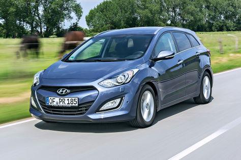 Hyundai I30 Kombi 100000 Kilometer Dauertest Autobildde