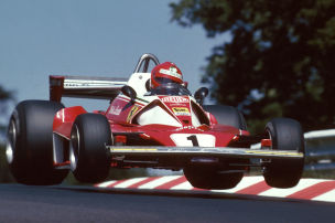Formel 1: Erinnerungen an Lauda
