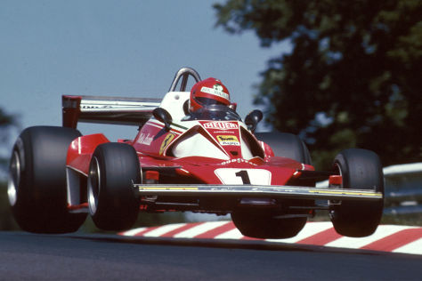 formel 1 vor 40 jahren niki laudas feuerunfall am. Black Bedroom Furniture Sets. Home Design Ideas