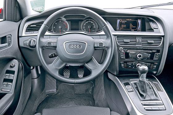 Audi A4 B8 Gebrauchtwagen Test Autobildde