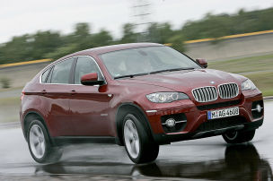 X6 im Gebrauchtwagen-Test