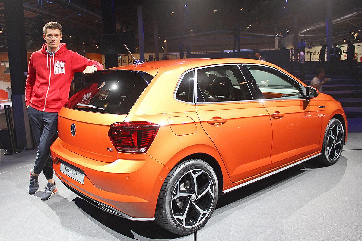 VW Polo 6 (2017): Bilder, Infos und Test
