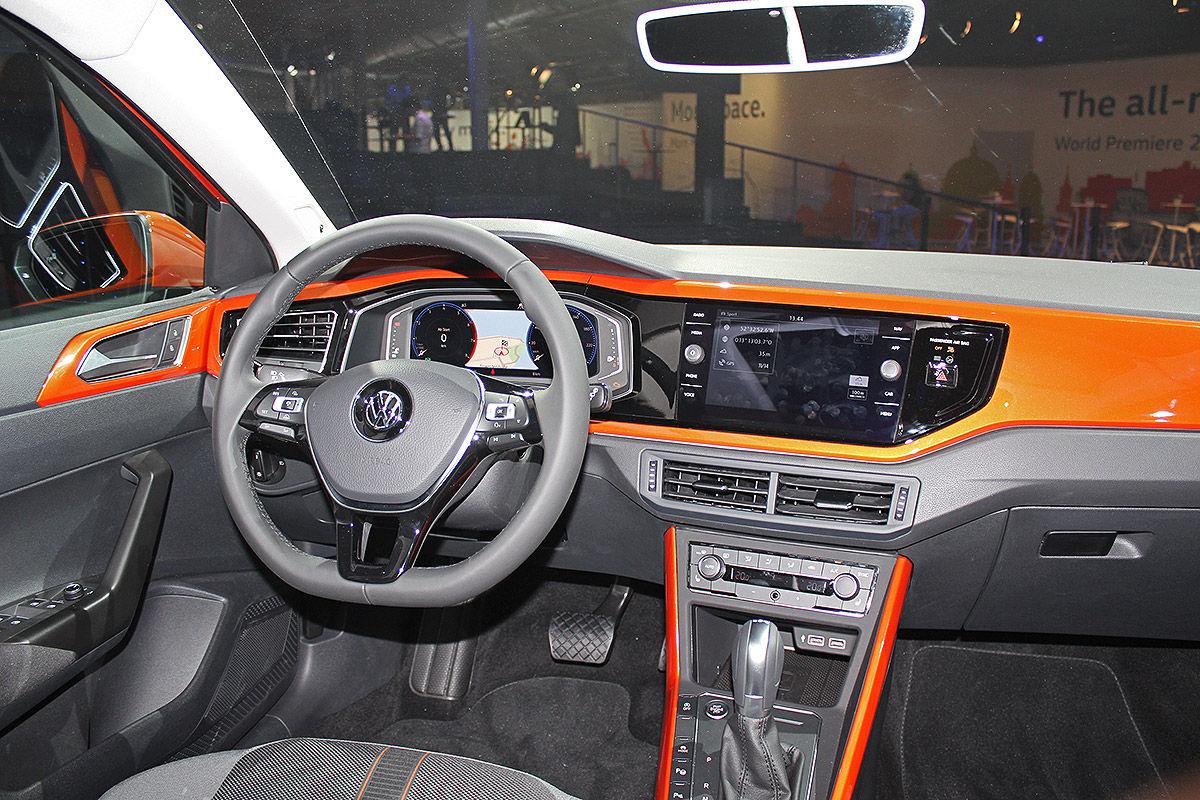 VW Polo VI (2017): Erlkönig, Motoren, Preise, Marktstart
