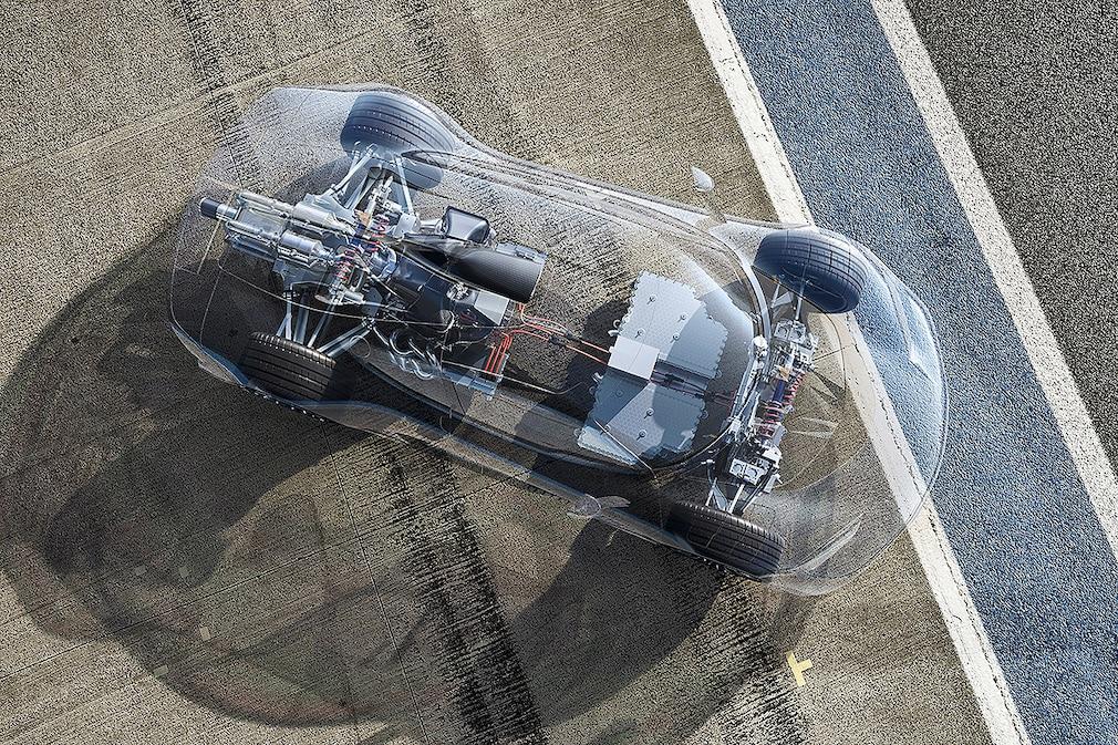 Mercedes-AMG Project ONE Concept !!! SPERRFRIST  11. September 2017   20:30 Uhr !!!