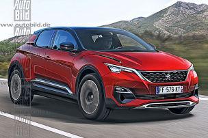 Neues SÜVchen von Peugeot