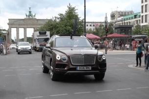 Video: Bentley Bentayga - Tour Highlights (2016)