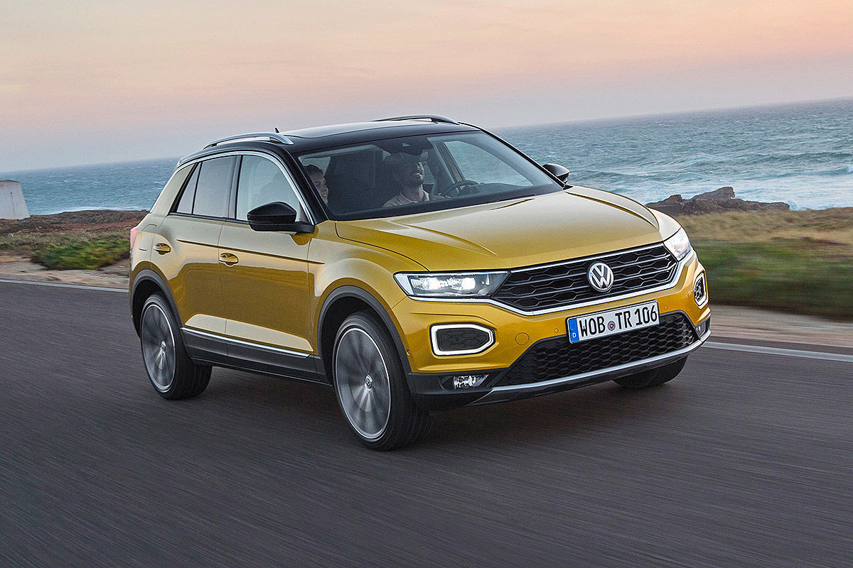VW T-Roc (2017): Test