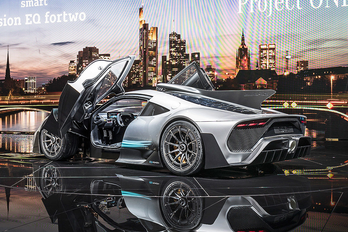 Mercedes-AMG Poject One