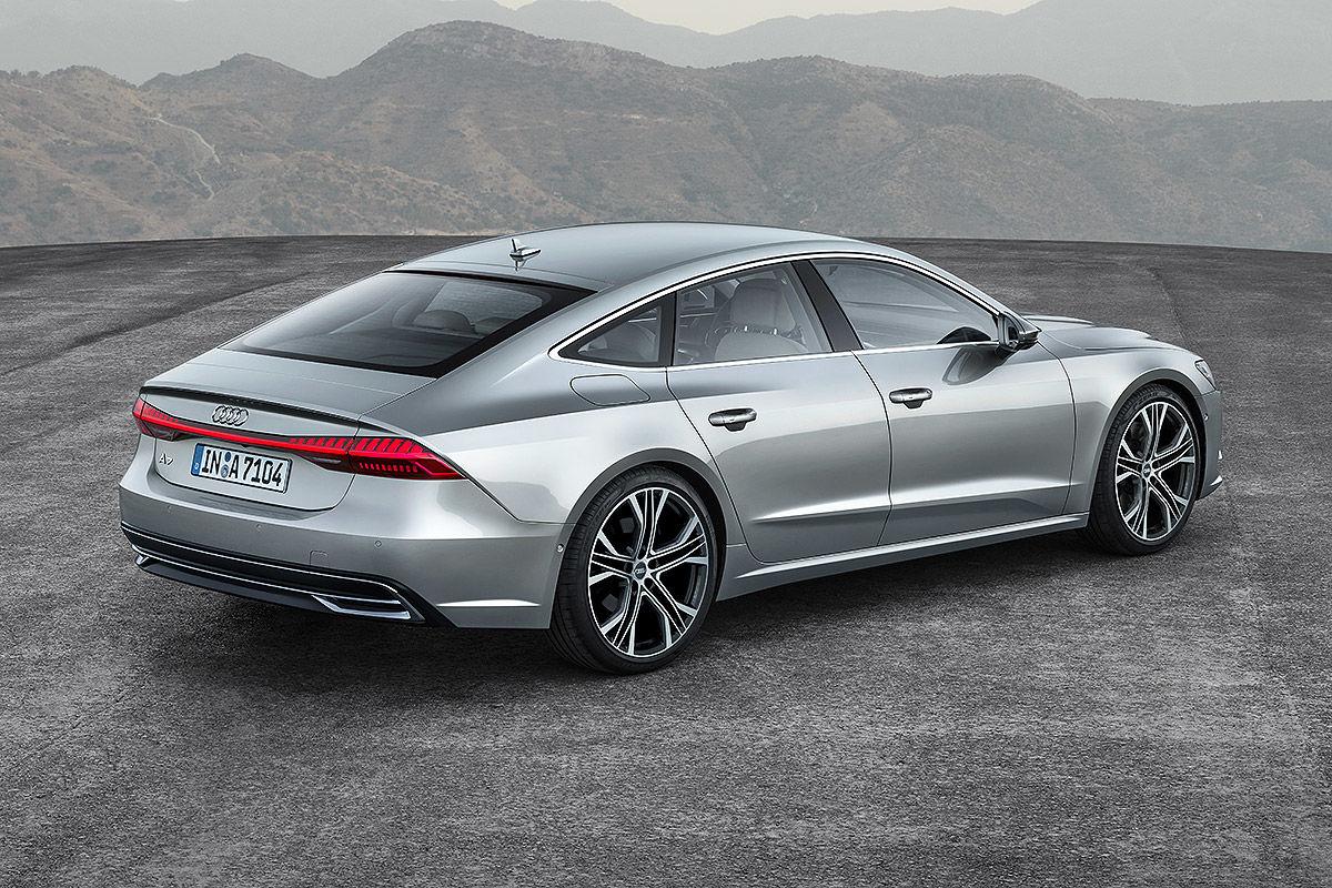 Audi A7 Sportback (2017): Infos