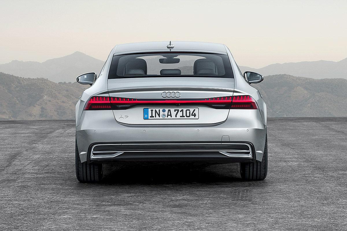 Audi A7 Sportback (2017): Test