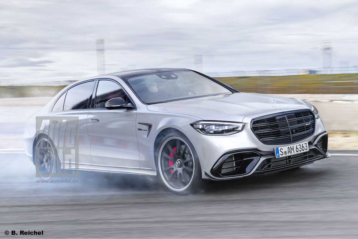 Neue Mercedes-AMG (2020 und 2021)
